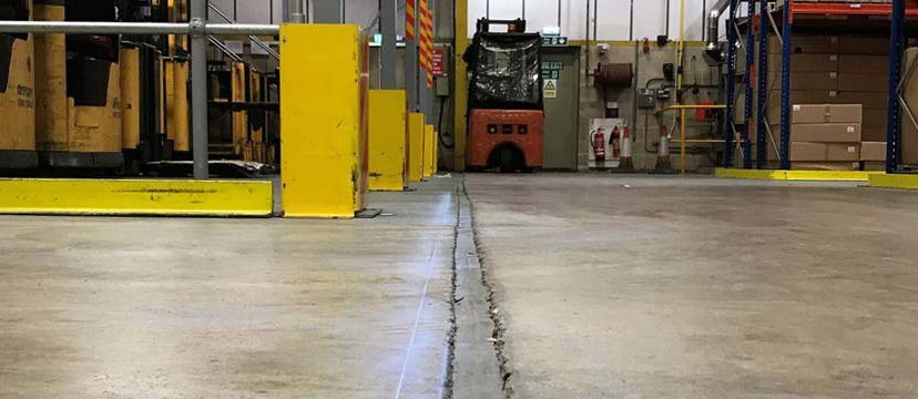 Specialists in industrial floor repair